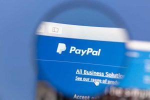 PayPal vagystės