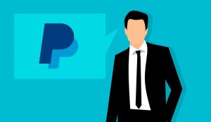 Paypal saskaita