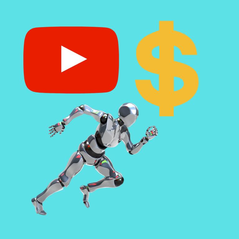 Youtube uzdarbis